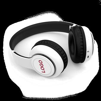 Nappa - Tryckt Hörlurar