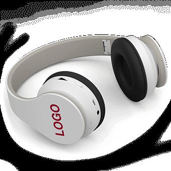 Sonar - Hörlurar Med Logotype