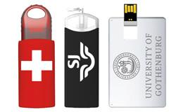 USB-minnen för olika branscher
