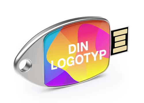 Fin - USB Tryck