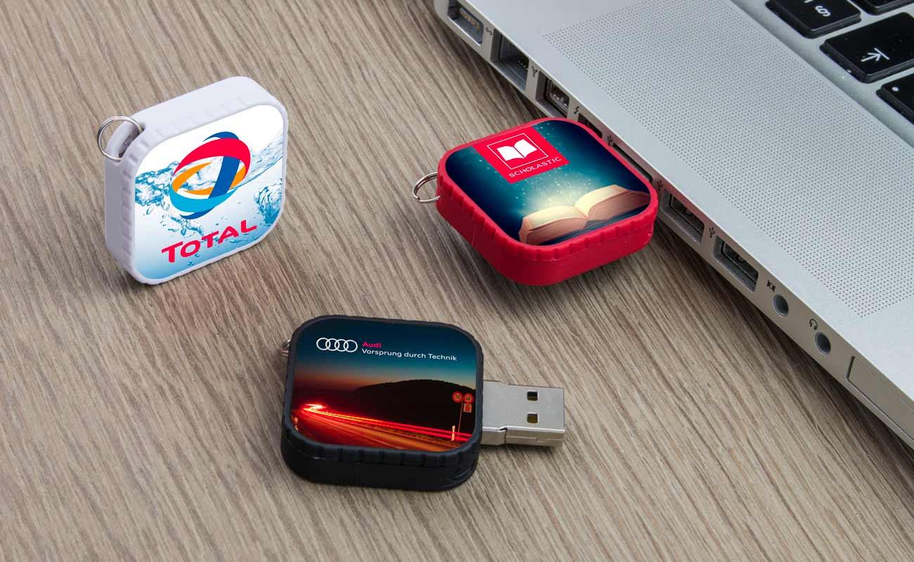 Trix - USB Minne Med Tryck