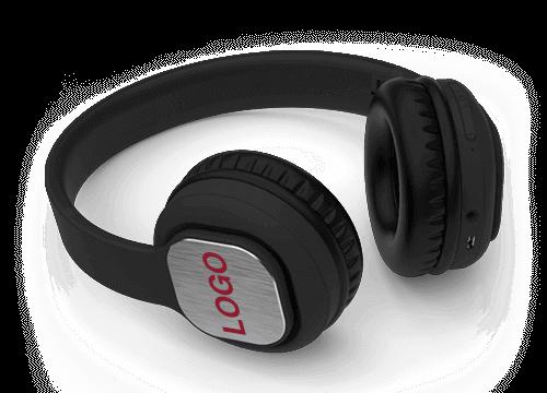 Indie - Tryckt Hörlurar