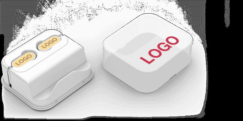 Grain Bluetooth® - Personliga trådlösa hörsnäckor