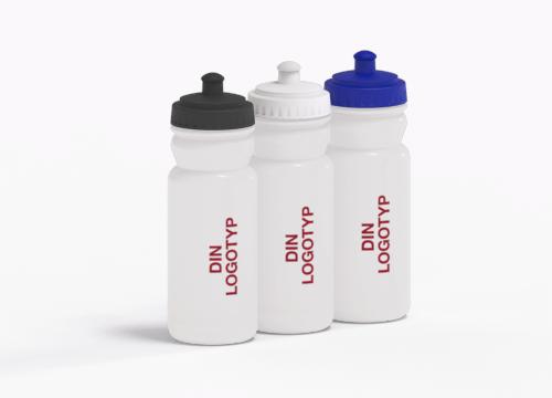 Hydro - Vattenflaskor med Tryck
