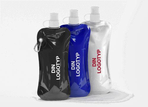 Marathon - Vattenflaskor med Tryck