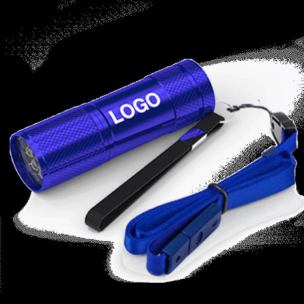 Lumi - Ficklampor logotryckta