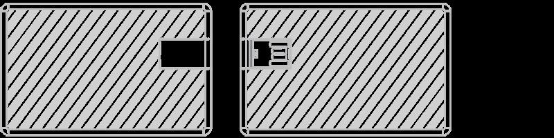 USB-Kort Screentryck