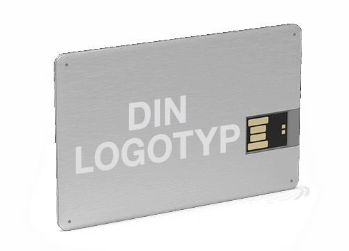 Alloy - USB Kreditkort