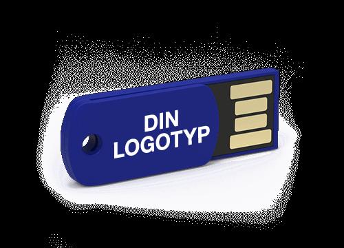 Clip - Personliga Gem USB minnen