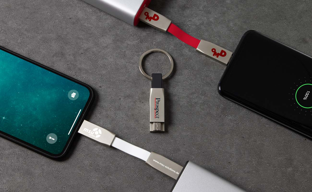 Connex - PR USB-kablar Pack