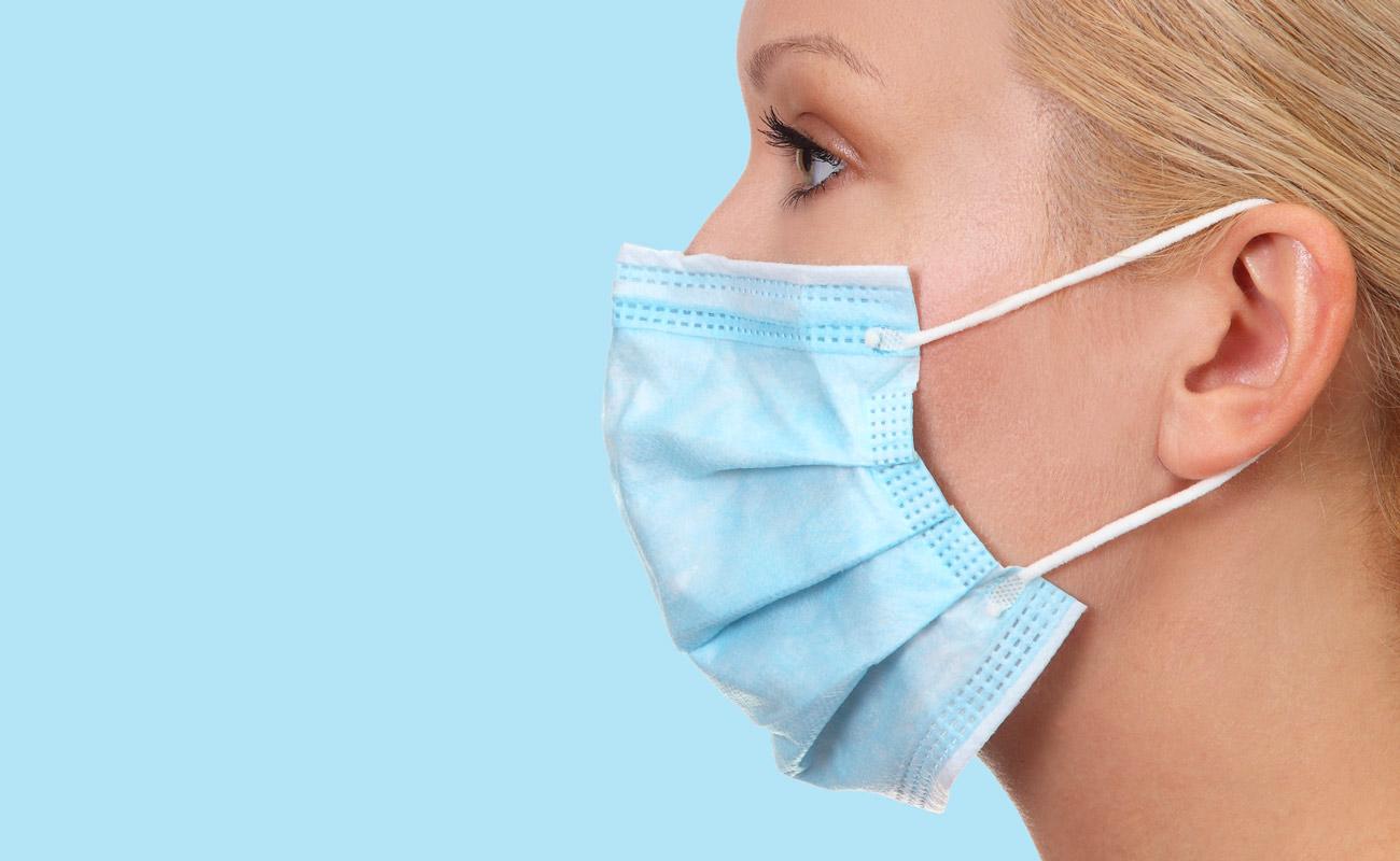 Disposable Mask - Ansiktsmasker med märkesvaror