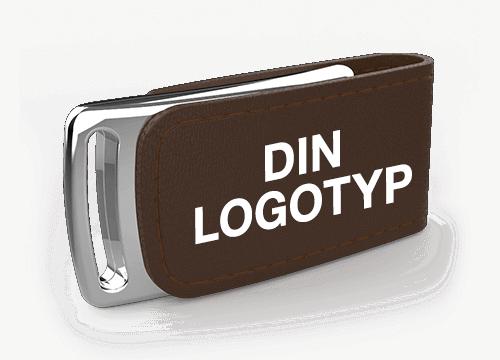 Executive - USB Minnen i Läder