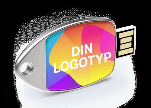 Fin - USB Minne Med Tryck