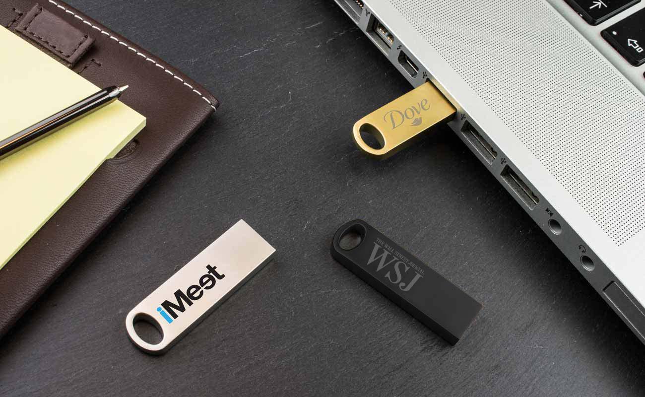 Focus - USB Minne Med Tryck