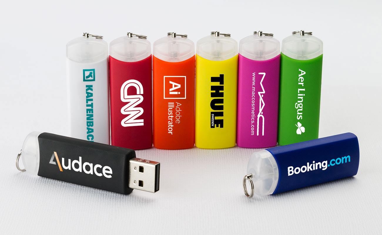 Gyro - USB Minne Med Tryck