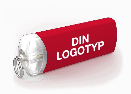 Gyro - USB Minnen Med Eget Tryck