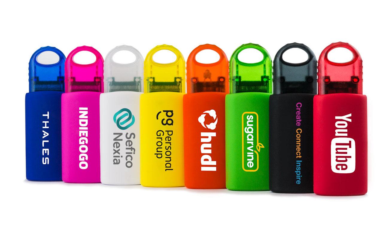 Kinetic - USB Minne Med Tryck