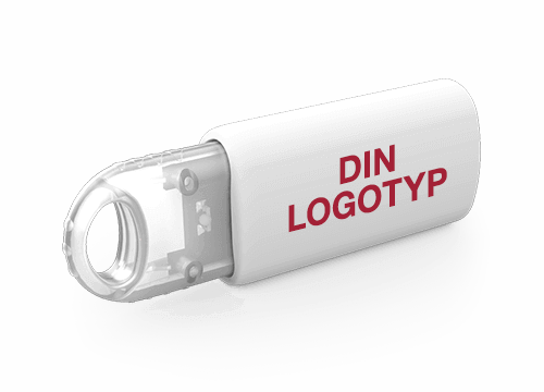 Kinetic - USB Med Logga
