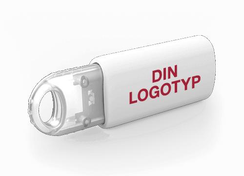 Kinetic - Billiga USB Minnen Med Tryck