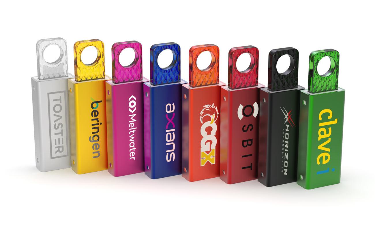 Memo - USB Minne Med Tryck