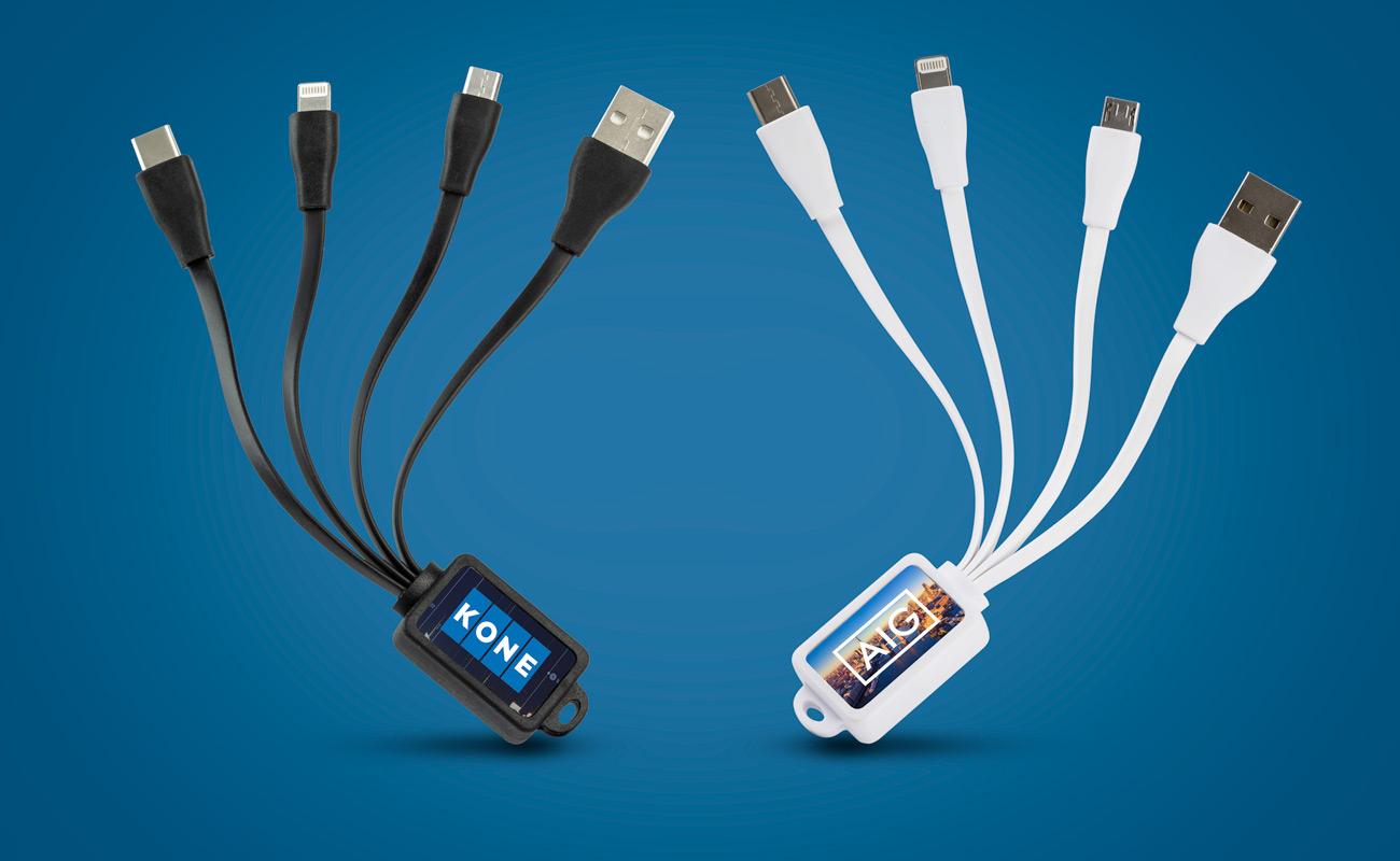 Multi - Anpassad USB-kabel
