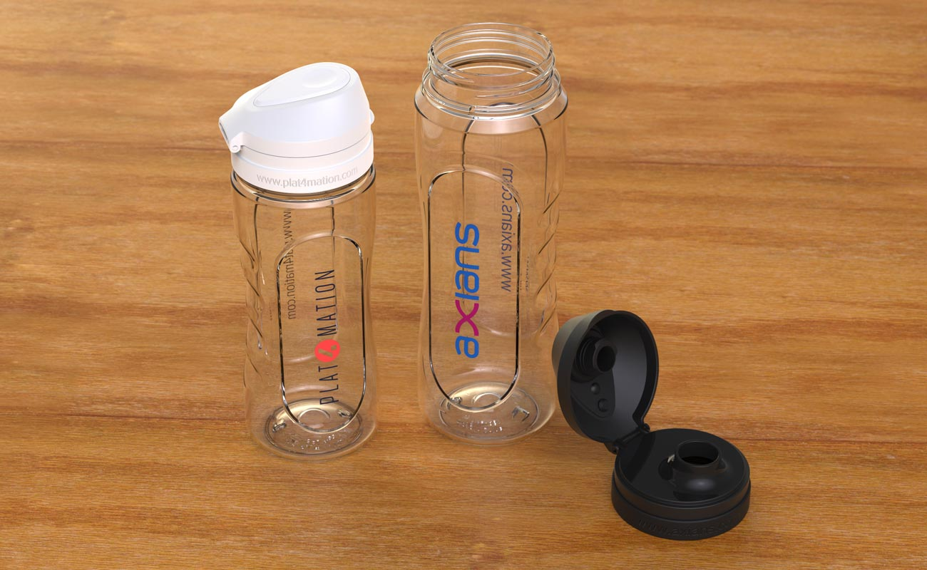Pacific - Personliga Vattenflaskor