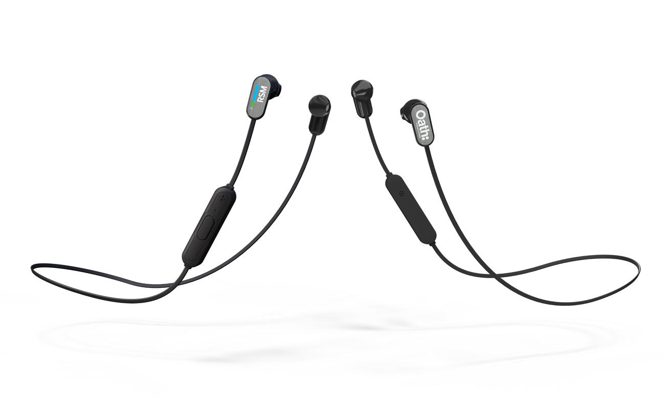 Peak - Personliga trådlösa hörsnäckor