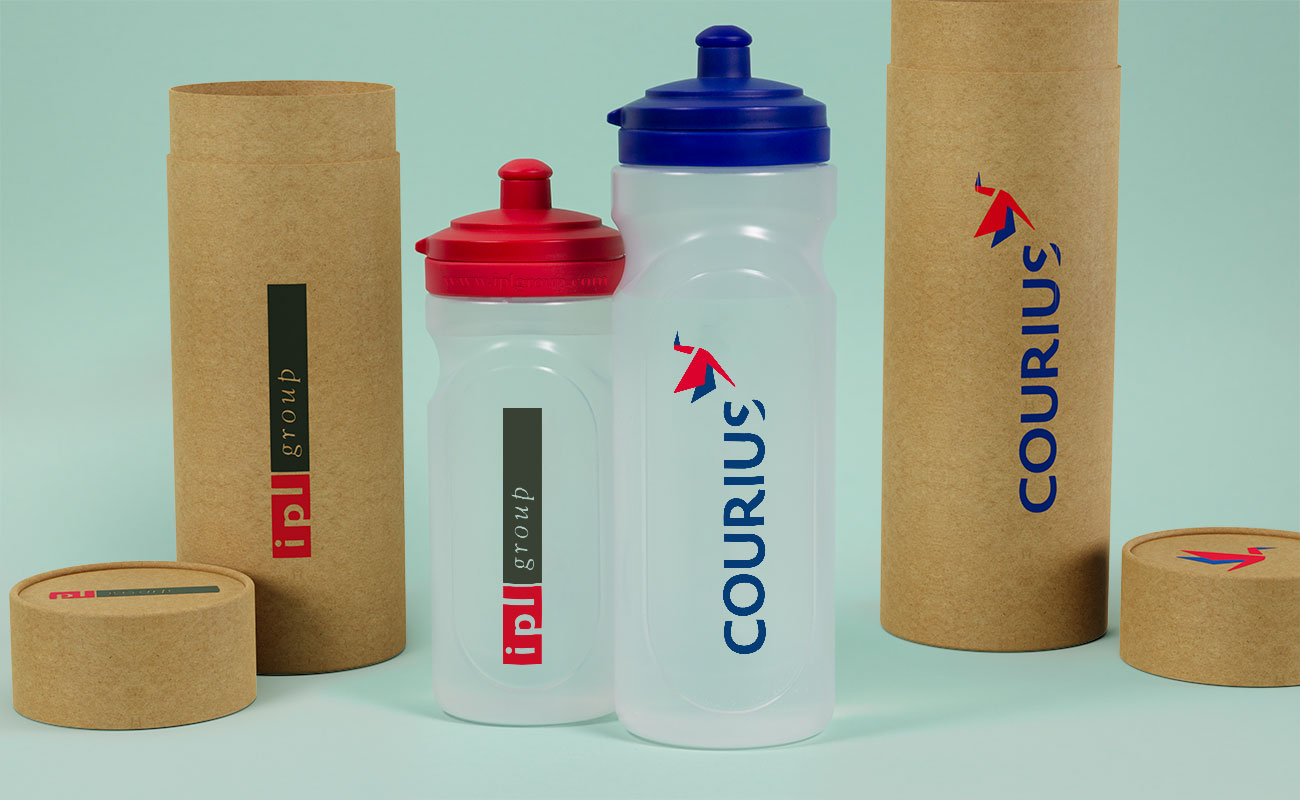 Refresh - Personliga Vattenflaskor