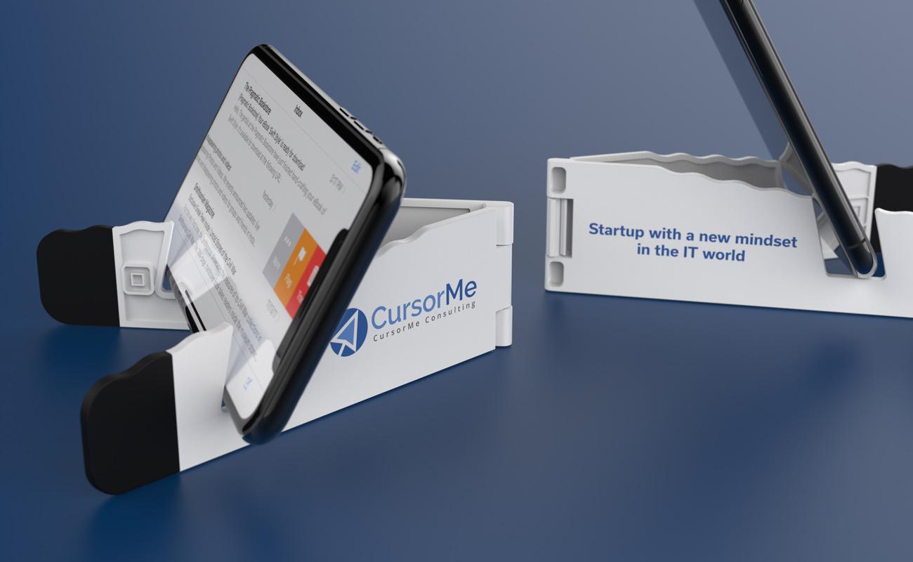 Rest - Personlig Telefonhållare