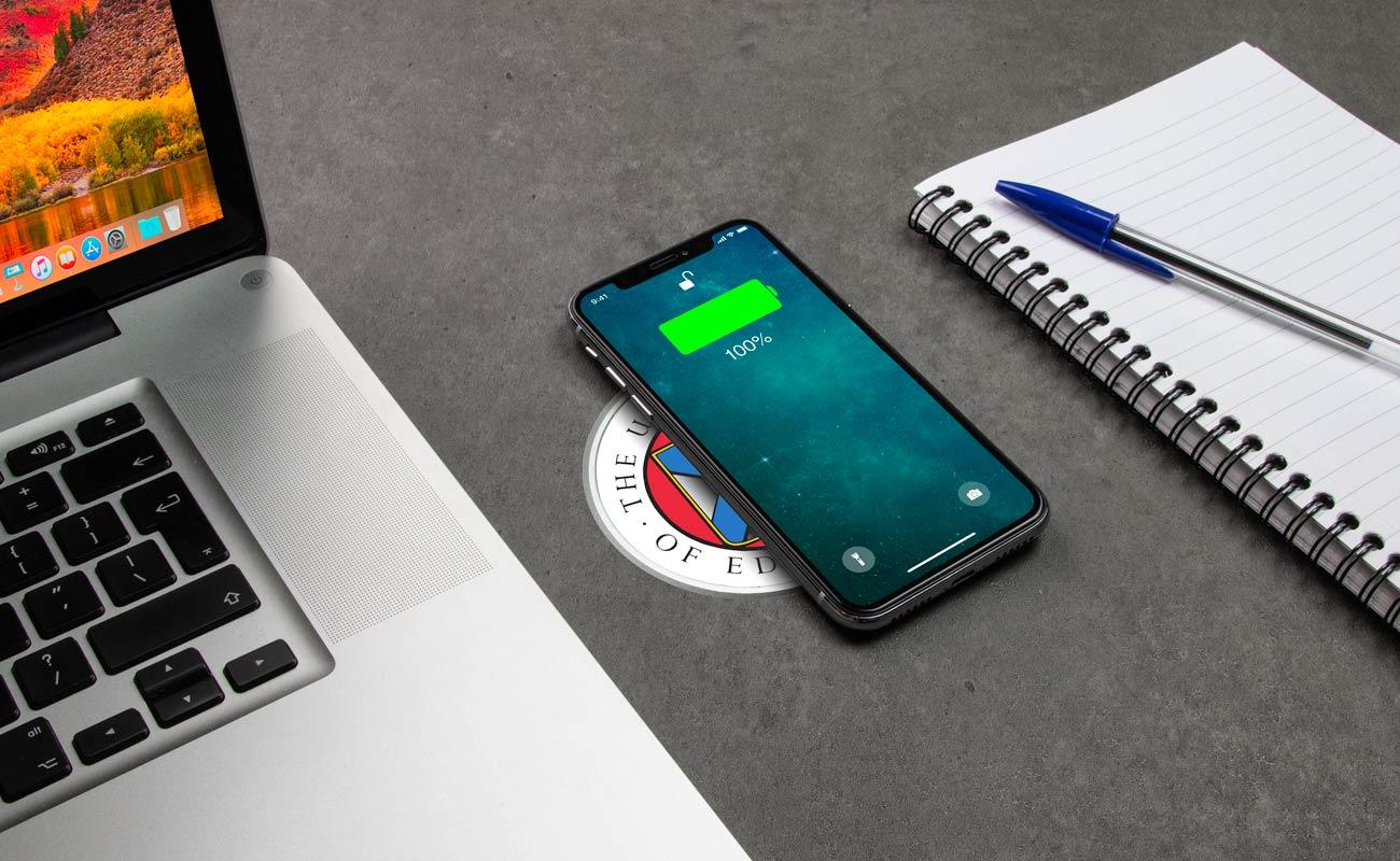 Tavolo - Logotryck skrivbord trådlös laddare