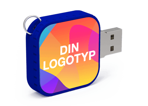 Trix - USB Minnen Med Eget Tryck