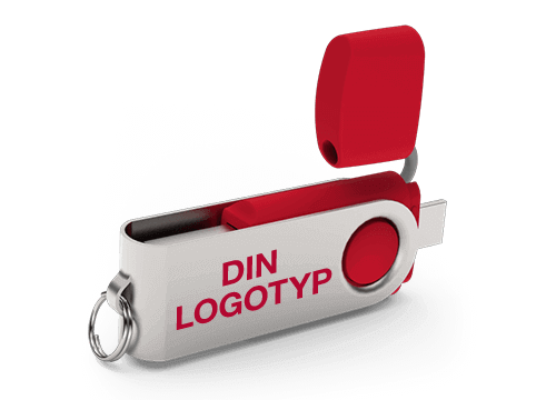 Twister Go - USB Med Tryck