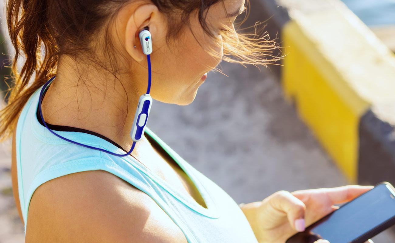 Vibe - Personliga trådlösa hörsnäckor