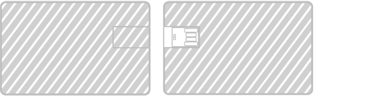 USB-Kort Fototryck