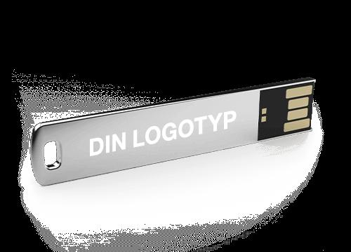 WalletStick - USB Med Tryck