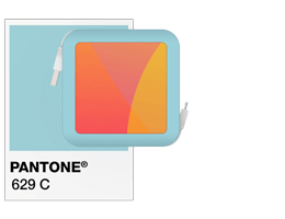Pantone® Referenser Powerbank
